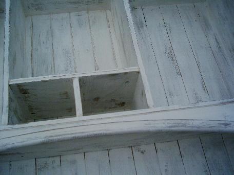 zu hülf - Holzschrank weiß streichen.... - Schnugis Forum